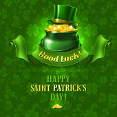 image of shamrocks  - St - JPG