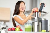 stock photo of machine  - Juicing  - JPG