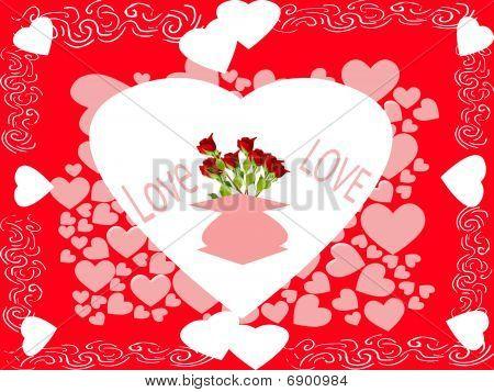 Frilly Valentine