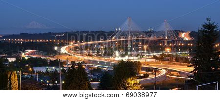 The New Port Mann Bridge