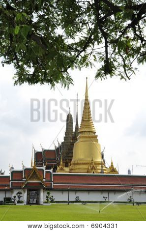 Thailand National Royal Temple