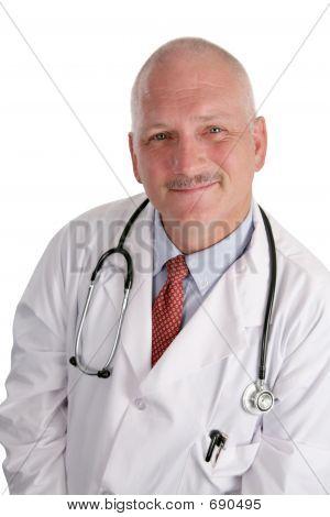 Mature Doctor - Trustworthy