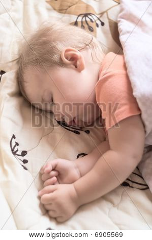 Sleeping Little Baby