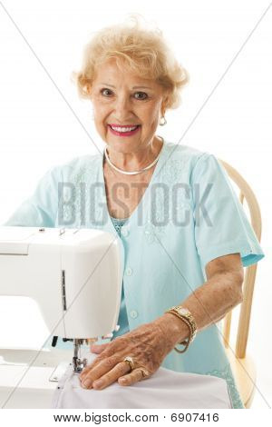 Senior Seamstress
