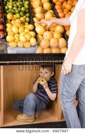 Hiding Apple