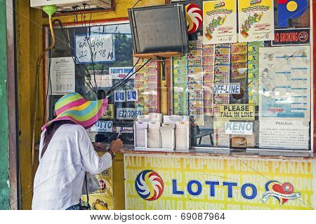 Philippine Lotto Station