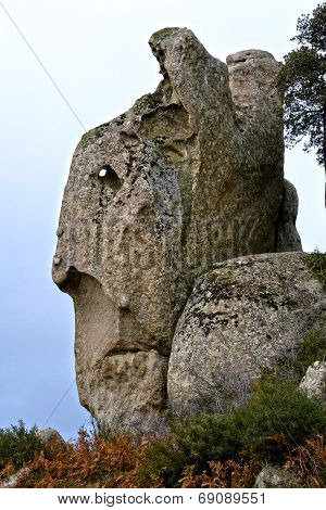 Megaliths Argimusco