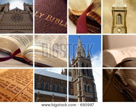 Religion Montage