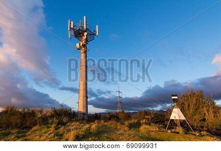 Transmission Hill