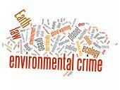 Постер, плакат: Environmental Crime