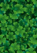 pic of fourleaf  - Find one Happy clover for St - JPG
