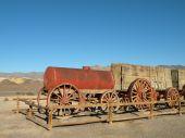 Historic Wagon poster