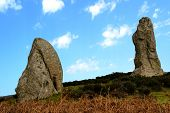 foto of megaliths  - Megaliths Argimusco  - JPG