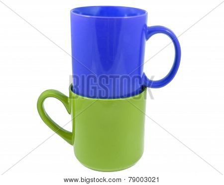 Mugs For Coffee Or Tea