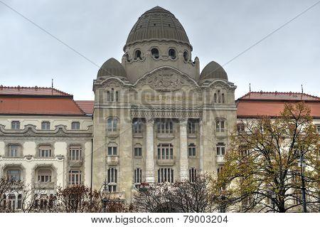 Danubius Hotel Gellert - Budapest, Hungary