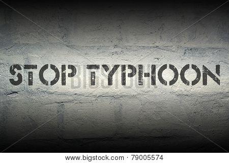 Stop Typhoon