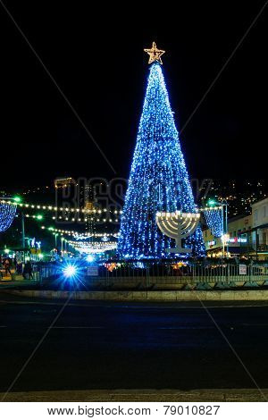 Holidays In Haifa