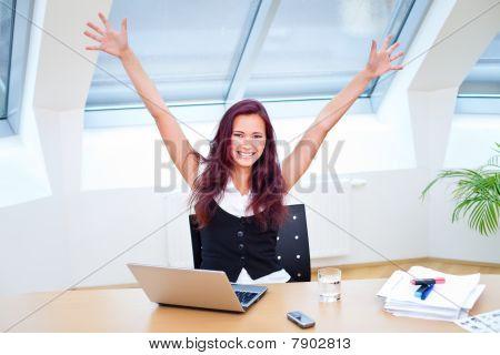 Pretty Jubilating Secretary