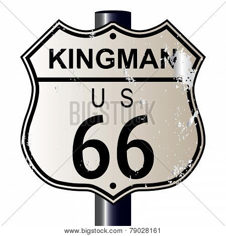 Kingman Route 66 Sign