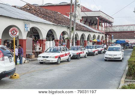 Mexican Town