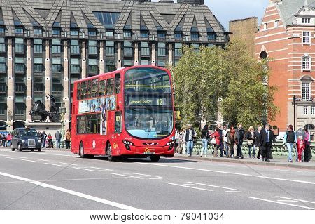 London Doubledecker