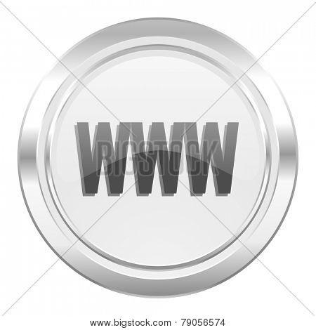 www metallic icon