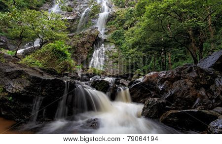 Mae Ya Waterfall, Doi Inthanon National Park, Chiang Mai, Thailand
