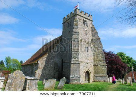 Arreton, A Beautiful Church