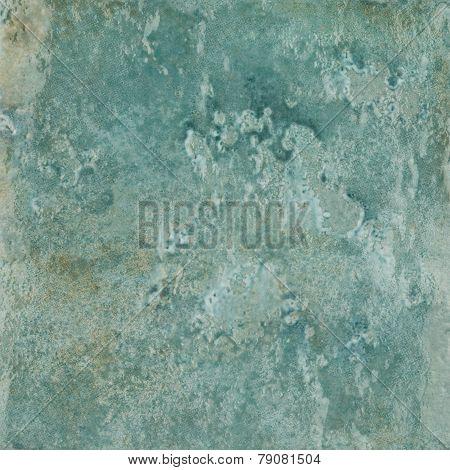 Blue Ceramic Texture