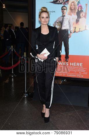 LOS ANGELES - JUN 23:  Jennifer Morrison arrives to the