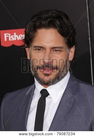 LOS ANGELES - MAY 14:  JOE MANGANIELLO arrives to the