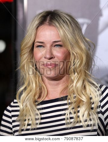 LOS ANGELES - FEB 08:  CHELSEA HANDLER arrives to the