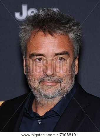 LOS ANGELES - DEC 15:  Luc Besson arrives to the