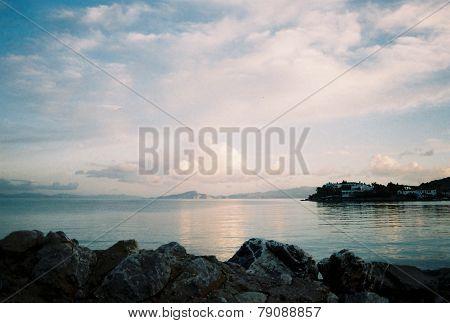 datca landscape