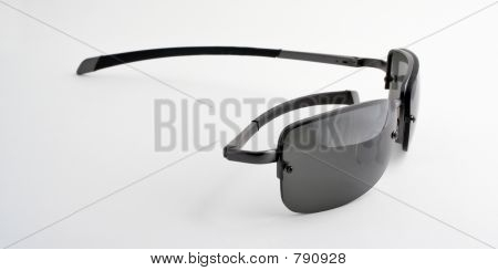 Sunglasses Closeup
