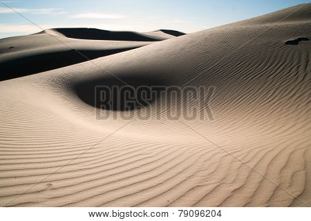 Desolate Desert