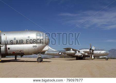Vintage Air Force Aircraft