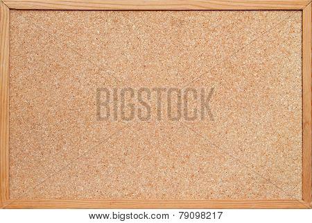 Blank Corkboard Background