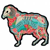 picture of ram  - New Year of the Ram - JPG