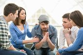 image of counseling  - Circle of trust - JPG