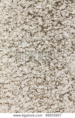 Clay Stains on yellow concrete texture background