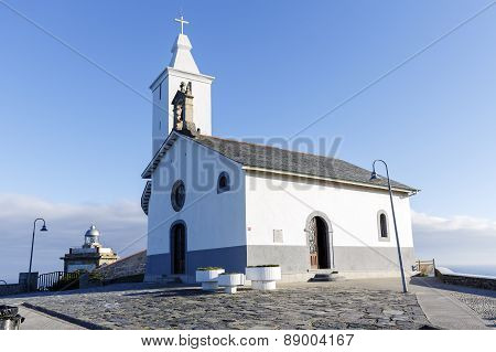 Church Of Luarca, Asturias