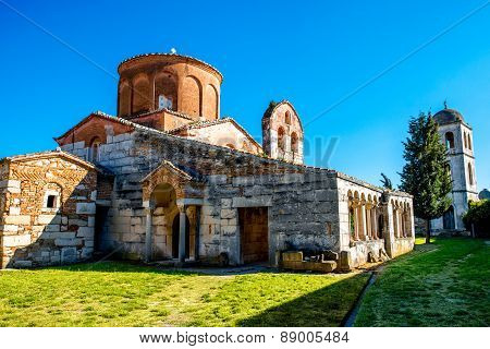 Saint Mary church in Apollonia