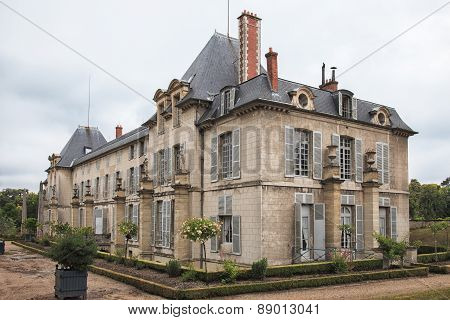 Chateau De Malmaison (not Far From Paris), France