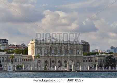 Dolmabahce Palace, Istanbul, Turkey .