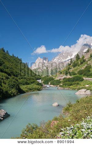 Dora Stream In Veny Valley