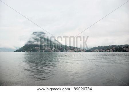 Lugano Panorama, Switzerland