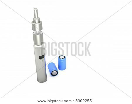 High qualiy e-cigarette render