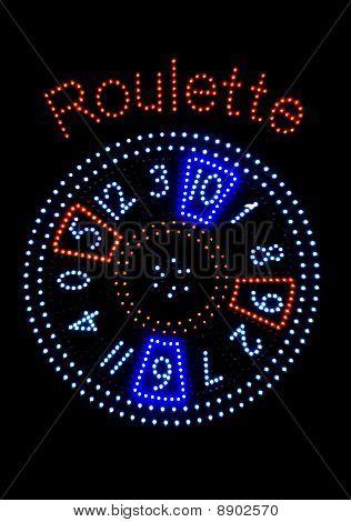Gambling hall signalisation