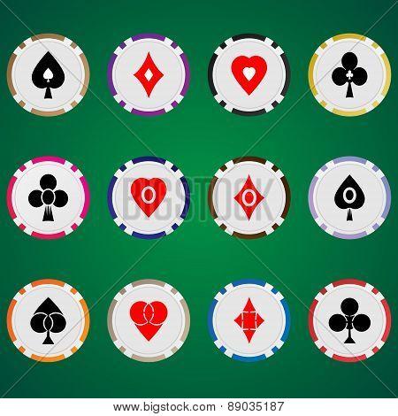 Poker Chips 07